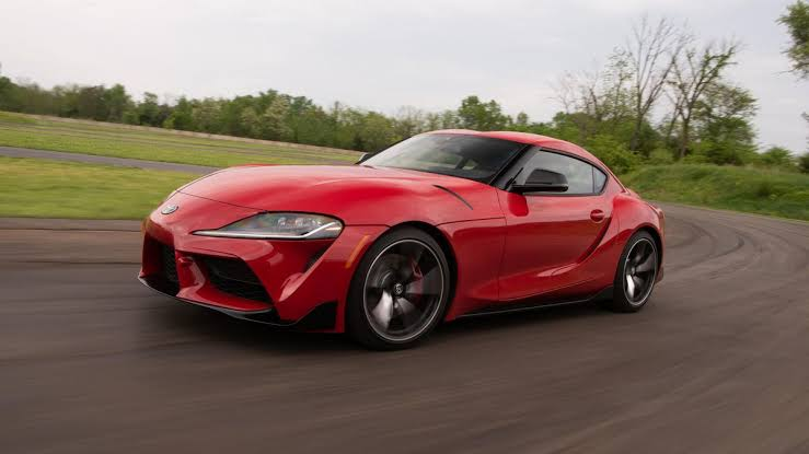 Image result for 2020 toyota supra airbags