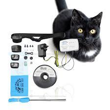 Pet Barrier Standard Cat Fence Kit Safe And Effective Cat Fence