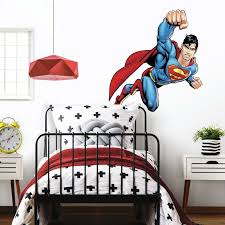 Room Mates Favorite Characters 6 Piece Superman Day Of Doom Giant Wall Decal Reviews Wayfair