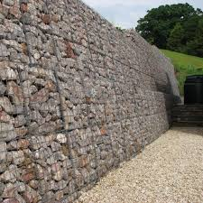 Gabion Retaining Wall Suppliers Bba Approved Wire Fence