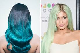 which unusual hair color matches your