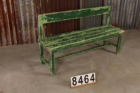 5 retro vintage garden bench garden