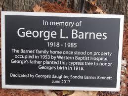Baptist Health names auditorium, stress lab after George L. Barnes | Local  News | paducahsun.com