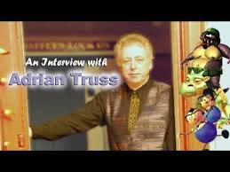 An Interview with ADRIAN TRUSS | Voice Artist & Improv Actor | THE GIO SHOW  S0 E01 - YouTube
