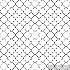 Seamless Quatrefoil Vector Pattern Classic Quatrefoil Textile Wallpaper Pattern Wall Mural Pixers We Live To Change