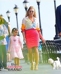 Blue Ivy Allegedly Has Her Own Butler - theJasmineBRAND
