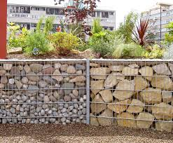 Stone Fence Decorative Walling System Cld Fencing Systems Esi External Works