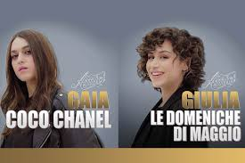 Gaia Gozzi e Giulia: ascoltate il loro inedito qui e votate ...