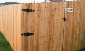 How Installing A Wood Fence Fixes Property Shortfalls About Quality Fence Omaha Ne