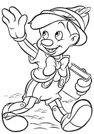 Kleurplaat Pinokkio Gratis Kleurplaten Om Te Printen