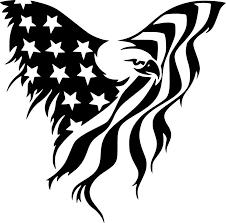 Bald Eagle Art American Flag Decal Wall Car Window Laptop Vinyl Sticker Decalmania13 Vinyldecalsideas American Flag Decal Vinyl Bald Eagle