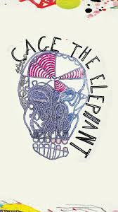 best 58 cage the elephant wallpaper on