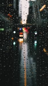 خلفيات ايفون 7 بلس مطر شتاء Hd 2020 مربع
