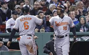 Orioles Outfielder Adam Jones Says Boston Fans Used Racial Slurs ...