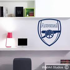 Arsenal Football Club Wall Sticker Wall Art Studios