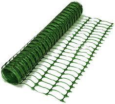 Oypla Safenet Heavy Duty Green Safety Barrier Mesh Fencing 1mtr X 50mtr Amazon Co Uk Garden Outdoors