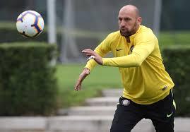 """Berni e compagna """"senza veli"""": il post hot del portiere dell'Inter ..."""