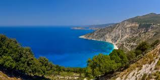 sea summer panorama colour beach