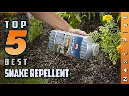 Top 5 Best Snake Repellent Review In 2020 Youtube