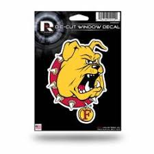 Ferris State University Stickers Decals Bumper Stickers