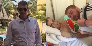 Appeal For Brit Adrian Brooks Stuck In Calmette ⋆ Cambodia News English