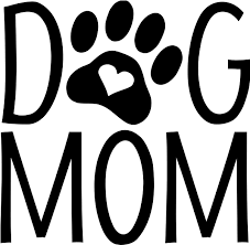 Car Decals Png Dog Mom Car Window Decal Dog Mom Clipart 1782951 Vippng