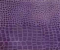 purple backing woven faux leather
