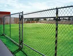 Durable Pvc Chain Link Fencing 1 8mm 5 0mm Wire Gauge Diamond Mesh Wire Rolls For Sale Pvc Chain Link Fencing Manufacturer From China 107814622
