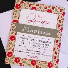 Tarjetas Invitaciones Cumpleanos De 15 Casamiento Sobre 22