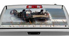 Truck Rear Window Decal Graphic Military Lcac Us Navy 20x65in Dc02607 Ebay
