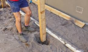 How To Set Out Posts For A Paling Fence Bunnings Warehouse