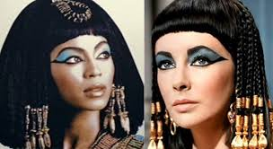 ancient egyptian eye makeup tutorial