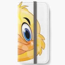 Funny Duck Cute Meme Cool Animals College Ducks Love Animal Cartoon Fishing Fun Parody Fish Goose Popular Sticker Stickers Iphone Wallet By Adnan2229 Redbubble