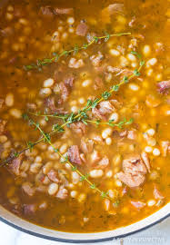 nana s epic navy bean ham bone soup