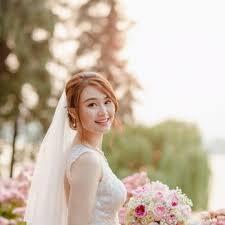 seattle asian bridal makeup hair