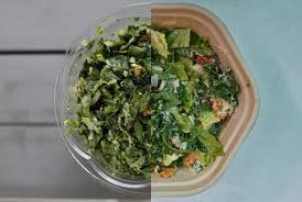 two salad mainstays go head to head