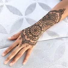 24 Henna Tattoos By Rachel Goldman You Must See Pomysly Na