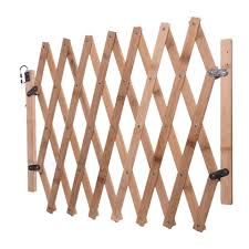 1pcs Folding Cat Pet Dog Barrier Wooden Bamboo Safety Gate Expanding Swing Puppy Fence Door Simple Stretchable Wooden Fence Dog Doors Ramps Aliexpress