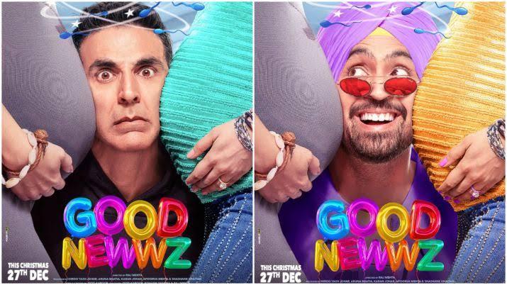 """Hasil gambar untuk good newwz poster akshay kumar"""""""
