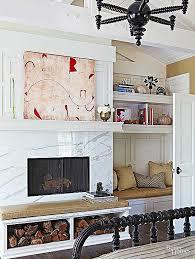 fabulous marble fireplace design ideas