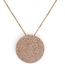 1 23ct round diamonds in 14k rose gold