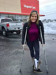 Hope you are more careful in the snow... - Katelyn Smith - WGAL News 8 |  Facebook