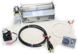 fk15 fireplace blower fan kit