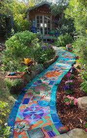 73 diy garden paths design ideas