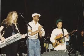 Touring in the 80s & 90s | Vonda Shepard