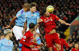 Liverpool 3-1 Manchester City: Report and player ratings from ...