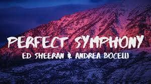 Ed Sheeran - Perfect Symphony ft. Andrea Bocelli (Lyrics) - YouTube