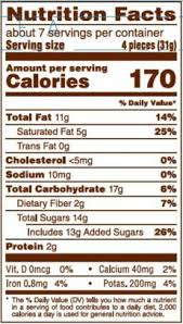 dark chocolate almond candy 7 61 oz