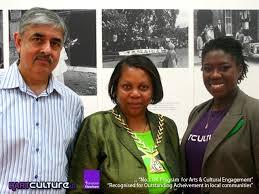 Ms Chermiah Hart & London Mayor - Althea Smith | (c) C.S.Har… | Flickr