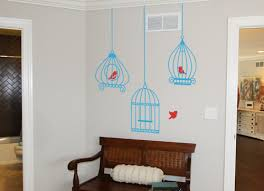 Birdcage Birds Wall Decals Trading Phrases